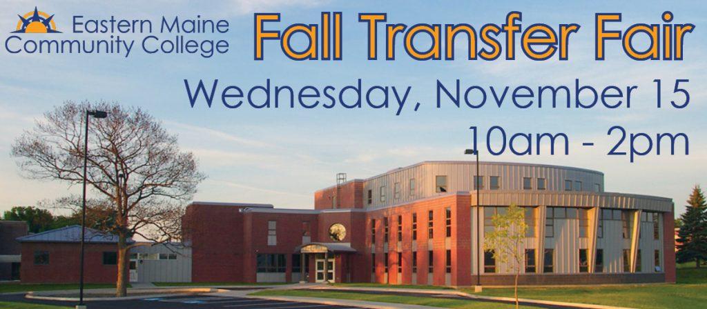 Fall Transfer Fair - EMCC