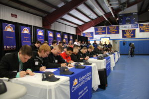 students signing letters of intent 2019 signing day