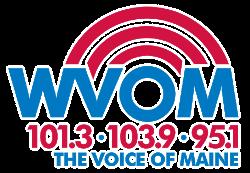 wvom radio logo