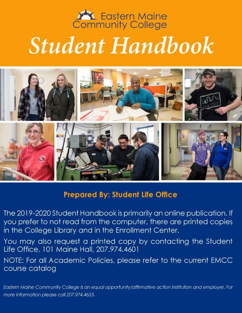 EMCC Student Handbook
