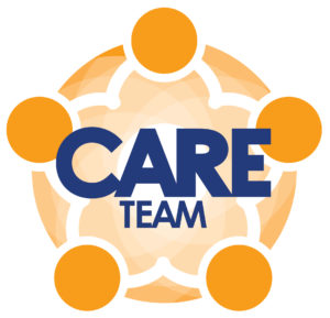 eastern maine community college CARE team logo