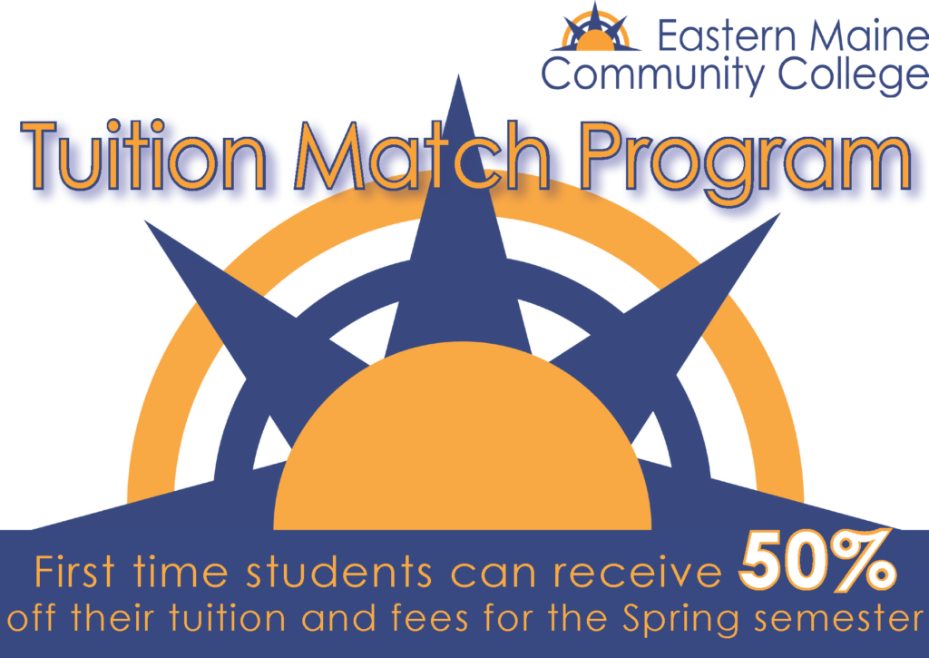 EMCC tuition match card