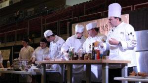 emcc culinary students