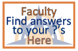 faculty answers