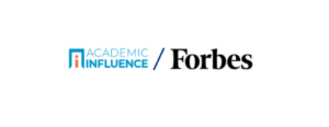 academic influence/forbes logos